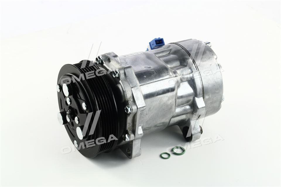 ⭐⭐⭐⭐⭐ Компрессор кондиционера VW T4 (пр-во AVA)  VNAK050