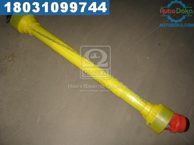 ⭐⭐⭐⭐⭐ Вал карданный 8х8 (400НМ) 1000-1600 мм с обгонной муфтой (КПИ-2,4 ,ПРТ-10)(производство  Украина)  T4.1000.1600ANAR