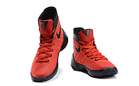 Баскетбольные кроссовки Nike Hyperdunk 2015 красные