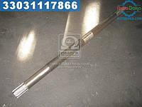 ⭐⭐⭐⭐⭐ Вал ведущий голый со шлицами ПРТ-10 (производство  Украина)  ПРТ 10.02.638