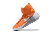 Баскетбольные кроссовки Nike Hyperdunk 2015 orange