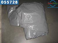 ⭐⭐⭐⭐⭐ Тент ГАЗ 3302 (старого образца под веревку) (ткань облегченная, цвет серый)  3302-6002020