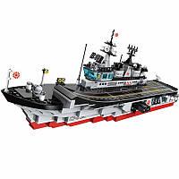 Детский конструктор Военный корабль