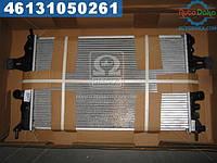 ⭐⭐⭐⭐⭐ Радиатор охлаждения ОПЕЛЬ АСТРА G (98-) 1.6i (производство  Van Wezel) AСТРA  Г, 37002440