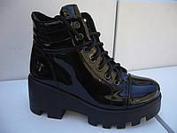 Ботинки новая модель
