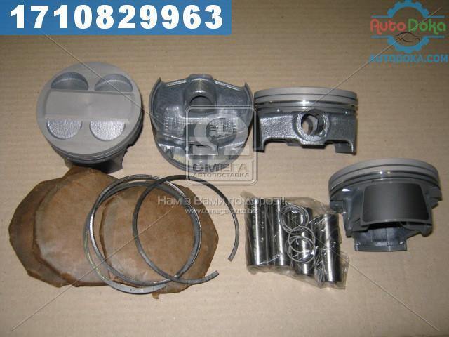 ⭐⭐⭐⭐⭐ Поршень цилиндра ВАЗ 21126 Приора d=82,0 группа B Мотор Комплект (Black Edition/EXPERT+поршневой палец+поршневые кольца) (МД Кострома)