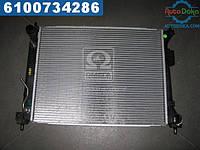⭐⭐⭐⭐⭐ Радиатор охлаждения двигателя Hyundai I20 08- (пр-во Mobis)  253101J050