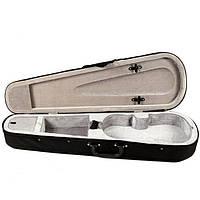 Кофр для скрипки Rafaga размер 1/4 серый бархат