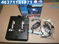 ⭐⭐⭐⭐⭐ Лампа светодиодная LED H7 X-treme Ultinon Gen2 +250 (производство  Philips)  11972XUWX2