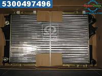⭐⭐⭐⭐⭐ Радиатор охлаждения АУДИ 100 (C4) (90-) /A 6 (C4) (94-) (производство  Nissens) A6, 60477