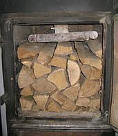 Котел твердотопливный длительного горения Gratis-Flame GF-L 34V, фото 1