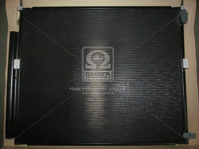 ⭐⭐⭐⭐⭐ Конденсатор кондиционера ТОЙОТА Land Cruiser 120 02- (пр-во NRF) ТОЙОТА,ЛЕНД  КРУЗЕР, 35858