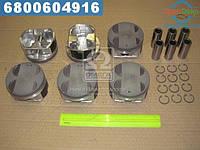 ⭐⭐⭐⭐⭐ Поршень (компл. на мотор) Toyota 1MZ-FE d87.5 STD (производство  TEIKIN)  46288.STD