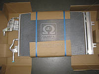 ⭐⭐⭐⭐⭐ Радиатор кондиционера ОПЕЛЬ АСТРА H (04-) (пр-во Van Wezel) AСТРA  Н,ЗAФИРA, 37005454