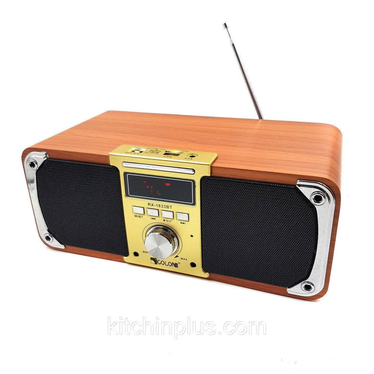 Радиоприемник RX-1833BT