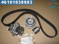 ⭐⭐⭐⭐⭐ Водяной насос + комплект зубчатого ремня АУДИ A6 (4B2, C5) 1.9 TDI (производство  Metelli)  30-1355-2