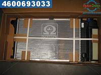 ⭐⭐⭐⭐⭐ Радиатор охлаждения двигателя БМВ 5-SERIE E34 MT 87-92 (Van Wezel)  06002090