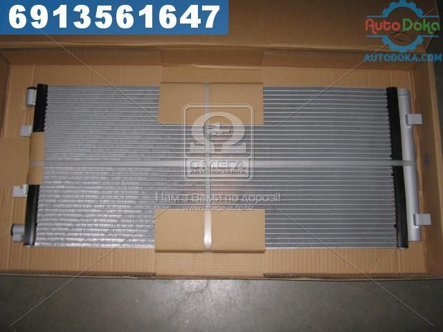 ⭐⭐⭐⭐⭐ Радиатор кондиционера Nissan NV 400 (M20), ОПЕЛЬ MOVANO B (10-) (производство  Nissens) НИССАН,РЕНО,МAСТЕР  3,НВ400, 940158