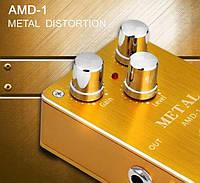 Педаль єффектов Aroma AMD-1 Metal Distortion