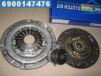 ⭐⭐⭐⭐⭐ Сцепление GM ДЕО EVANDA/MAGNUS 2.0/2.2 DOHC(производство  VALEO PHC)  DWK-033