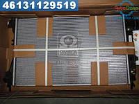 ⭐⭐⭐⭐⭐ Радиатор охлаждения двигателя ОПЕЛЬ VECTRA C (02-) 2.2i AT (производство  NRF) ФИАТ,СAАБ,9-3,9-3X,КРОМA,СИГНУМ, 58294