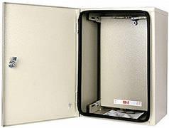 Шкаф распределительный металлический герметичный IP 54, 350х250х190 мм, Karwasz (Польша)