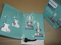 ⭐⭐⭐⭐⭐ Лампа светодиодная LED H7 Ultinon +160 14W 6200K (пр-во Philips)  11972ULWX2
