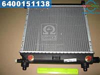 ⭐⭐⭐⭐⭐ Радиатор охлаждения МЕРСЕДЕС C-CLASS W201 (82-) 190E (производство  Nissens) МЕРСЕДЕС,КОМБИ,седан, 62550