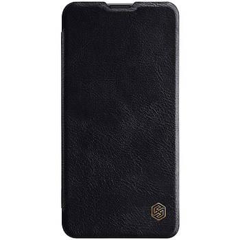 Кожаный чехол (книжка) Nillkin Qin Series для Samsung Galaxy A10s