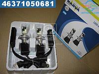 ⭐⭐⭐⭐⭐ Лампа светодиодная LED H4 Range Power 15.8W 6000K (комплект) (производство  Narva)  18004
