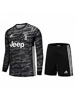 Вратарская форма Juventus Ювентус с длинным рукавом, 2019-20