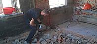 Демонтажные работы в квартире Вывоз строительного мусора