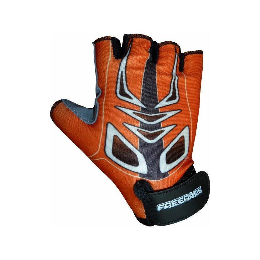 Велоперчатки детские Freerace Mike FC-1005 (размер 4) Orange