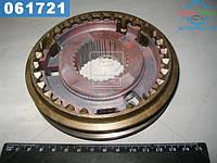 ⭐⭐⭐⭐⭐ Муфта синхронизатора 1-2, 3 передачи заднего хода со ступицей (производство  ГАЗ)  3309-1701124