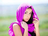 Какие платки спасут от жары?