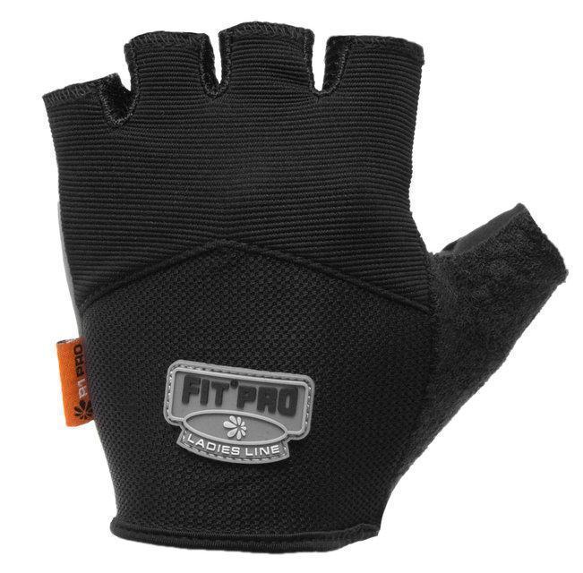 Рукавички для важкої атлетики Power System FP-06 L Black