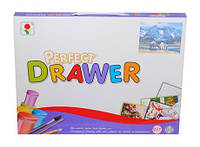 Раскраска по номерам Perfect Drawer