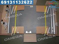 ⭐⭐⭐⭐⭐ Радиатор кондиционера ОПЕЛЬ АСТРА H (04-) (производство  AVA)  OL5367D