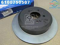 ⭐⭐⭐⭐⭐ Диск тормозной задний Hyundai Veracruz 07- (пр-во Mobis)  584113J000