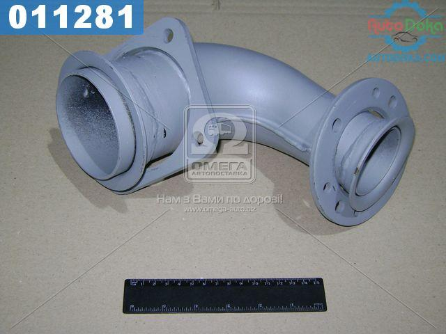 ⭐⭐⭐⭐⭐ Патрубок приемный КАМАЗ <ЕВРО-2> 8 отверстий (производство  КамАЗ)  54115-1203010-40