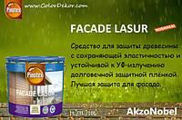 Новая позиция от торговой марки Pinotex.Pinotex Faсade Lasur
