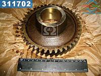 ⭐⭐⭐⭐⭐ Шестерня КПП ЗИЛ 5301 привода промежуточный вала 41 зубчатый (производство  СААЗ)  131Д-1701056