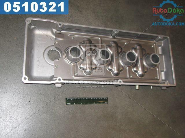 ⭐⭐⭐⭐⭐ Крышка клапанов двигатель 405,4062,409 аллюм. (бренд  ЗМЗ)  406.1007230-41