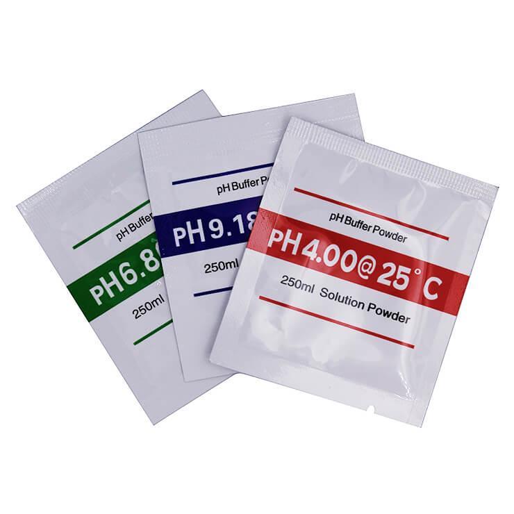 Калибровочный раствор для ph метра (порошок / 4.00; 6.86; 9.18)