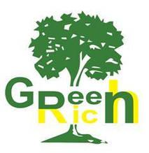 """Товари """"GREENRICH"""" для вирощування,ландшафтного дизайна,мульчування та підживлення рослин."""