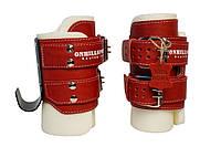 Гравітаційні (інверсійні) черевики NEW AGE OS-0305, до 130 кг (червоний)