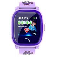 Смарт-часы GoGPS ME K25 Пурпурные (K25PR)