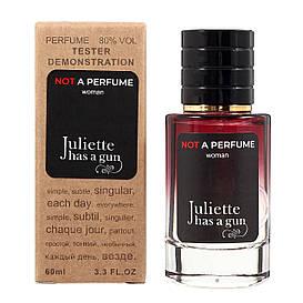 Тестер женский Juliette has a Gun VIP Not A Perfume 60 мл