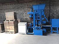 Вібропрес для виготовлення бруківки,бордюрів,блоків KURZETNIK UF-51