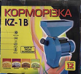 Кормоізмельчітель Euroaqua KZ - 1B (зерно / кукурудза)